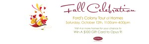 FC Fall Tour of Homes 2013