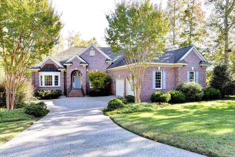 1 Welcome to 100 N. Turnberry in Fords Colony