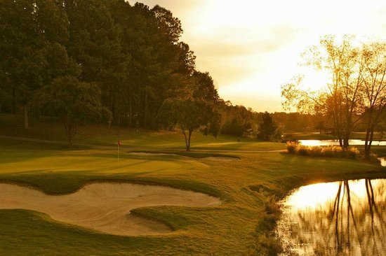 Golf Course Renovation Draws Attention
