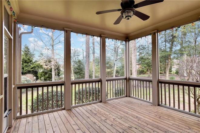 117 Eastbury porch