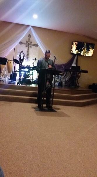 Preaching at Igniting Nashville