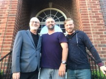 James Goll and Jason with ATD visionary David Bradshaw