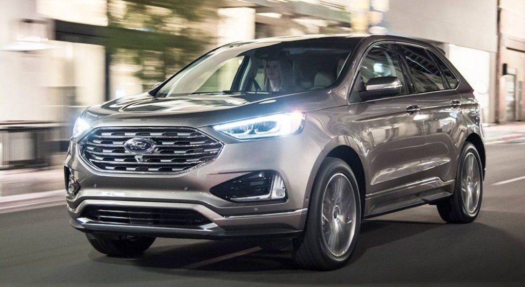 2021 Ford Edge Exterior