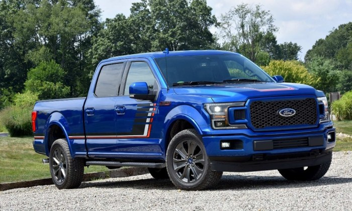 2021 Ford F-150 Exterior