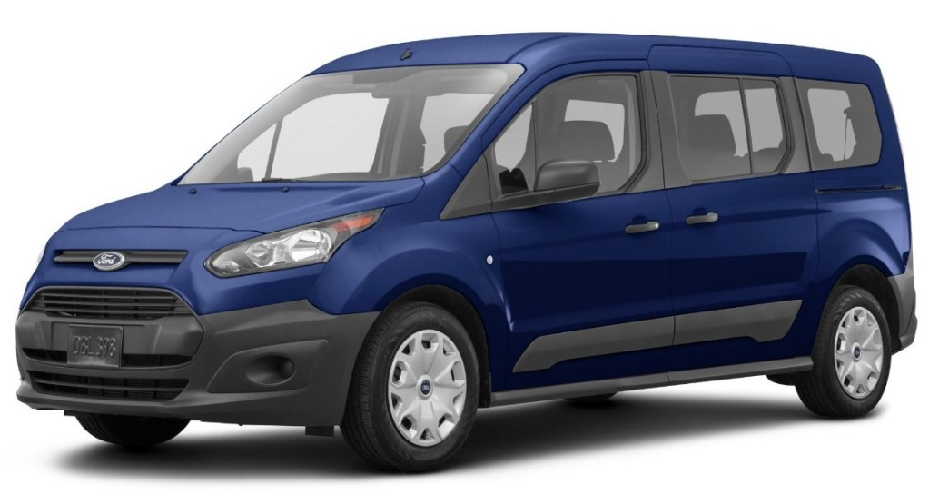2021 Ford Transit Connect Exterior