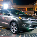 2022 Ford Escape Exterior