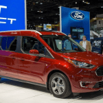 2022 Ford Transit Connect Exterior