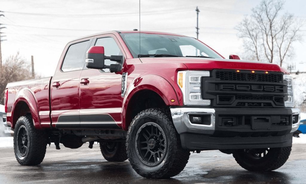 2022 Ford F 250 Exterior