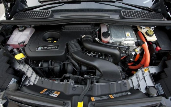 2022 Ford C-Max Engine