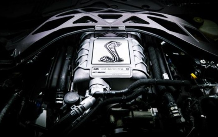 2023 Ford Mustang GT Engine