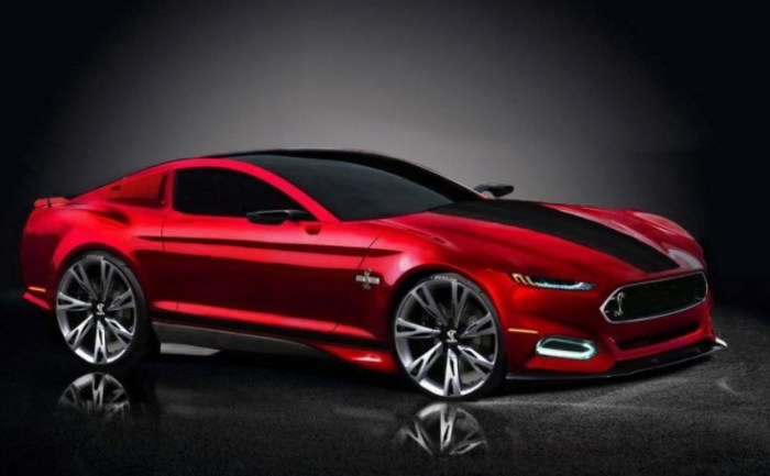 2023 Ford Mustang S650 Exterior