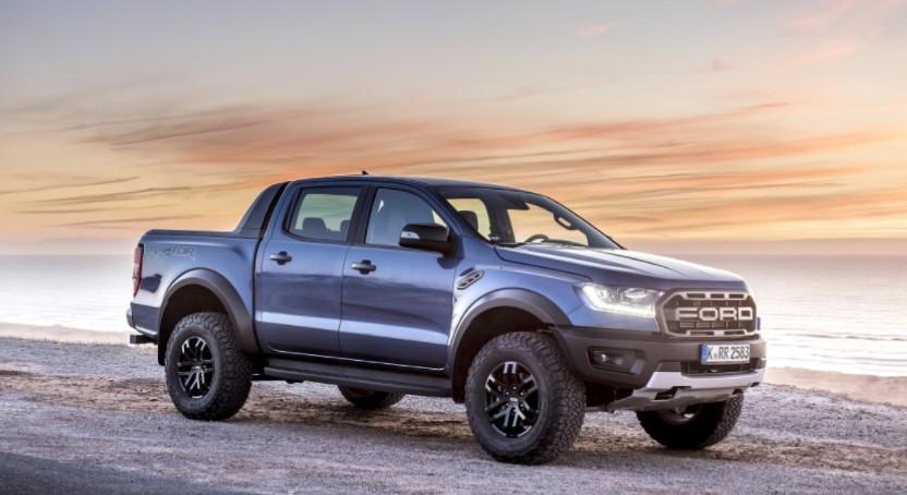 Ford Ranger Raptor 2023 Exterior