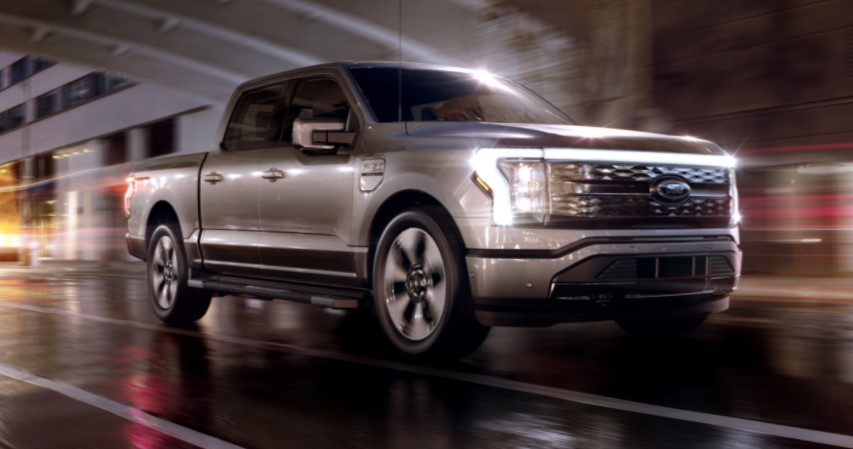 2023 Ford F 150 Exterior