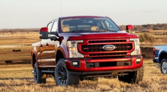 2023 Ford F-250 Exterior