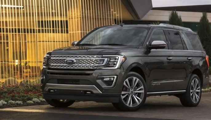 2022 Ford Expedition King Ranch Exterior
