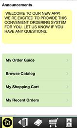 Schoenmann produce onelink online ordering.