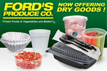Dry Goods, Ford's Produce