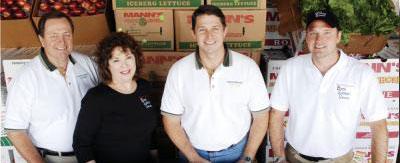 Ford's Produce, Lynn, Sandi, Vaughn, Patrick