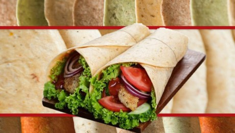 Father Sam's tortillas/wraps