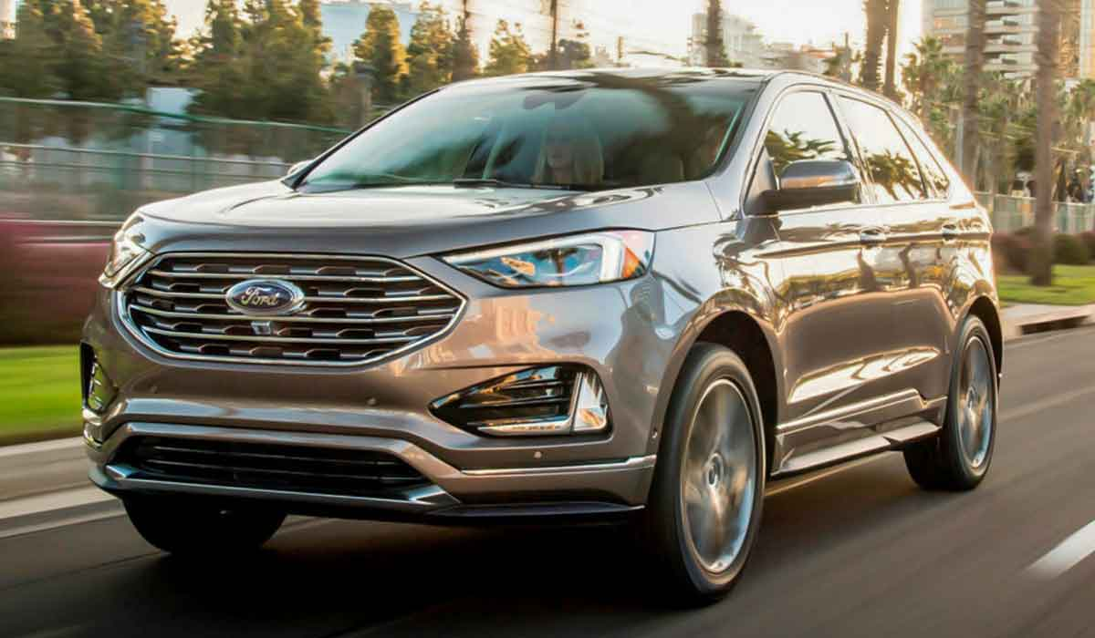 New 2022 Ford Edge Redesign