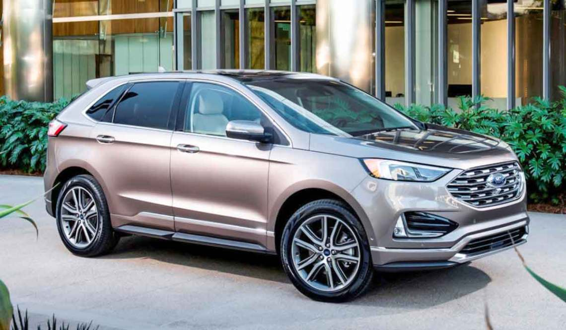 2022 Ford Edge Redesign The entire Edge lineup receives new wheel designs, and two new gray colors join the palette. All models also receive