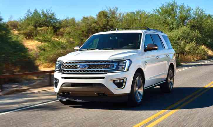 The 2022 Ford Expedition is getting a new face, behind, and more