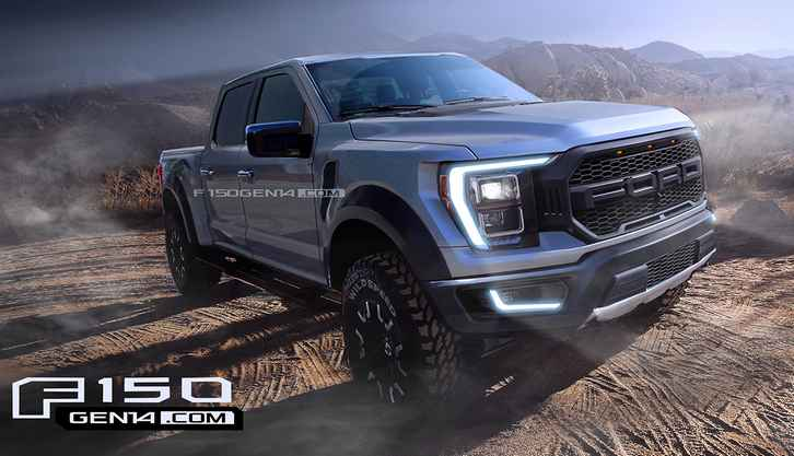 2022 Ford F150 Specs With Ford having already announced the hybrid truck and with the upcoming F-150 due to a mid-cycle refresh in 2022