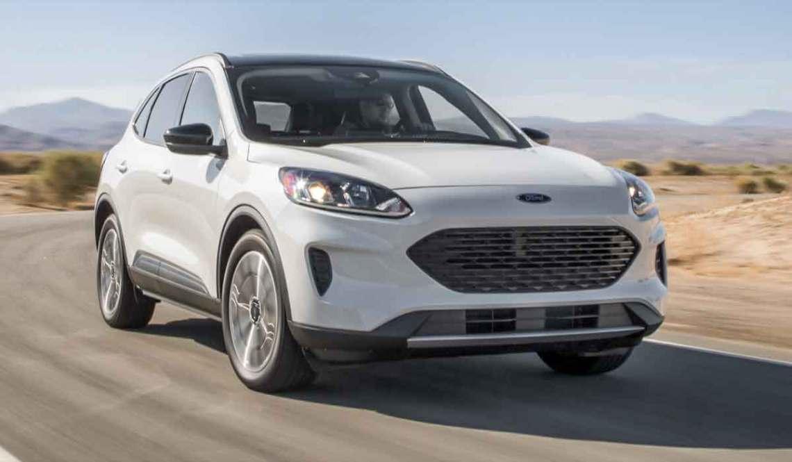 2022 Ford Escape