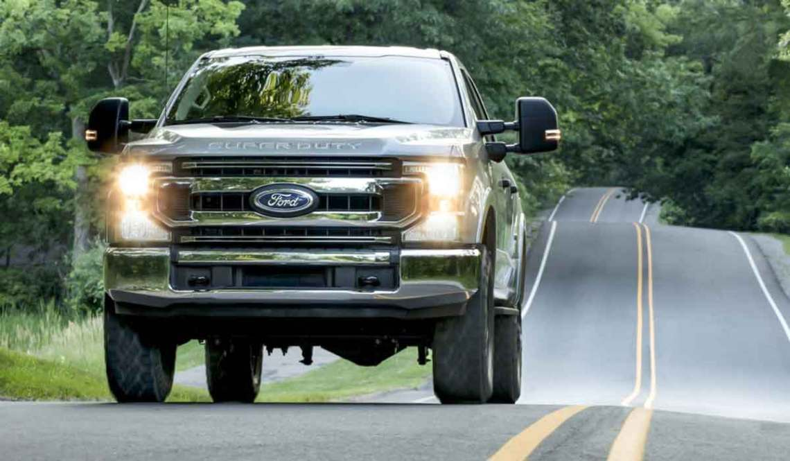 2022 Ford F 350 Super Duty® F-350 Platinum Truck has a standard high airflow grille & power-folding with Autofold mirrors. See all of the standard & optional