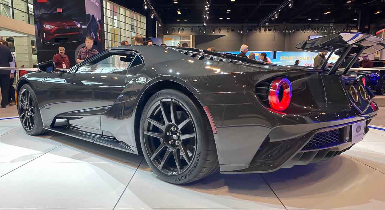 2022 Ford GT