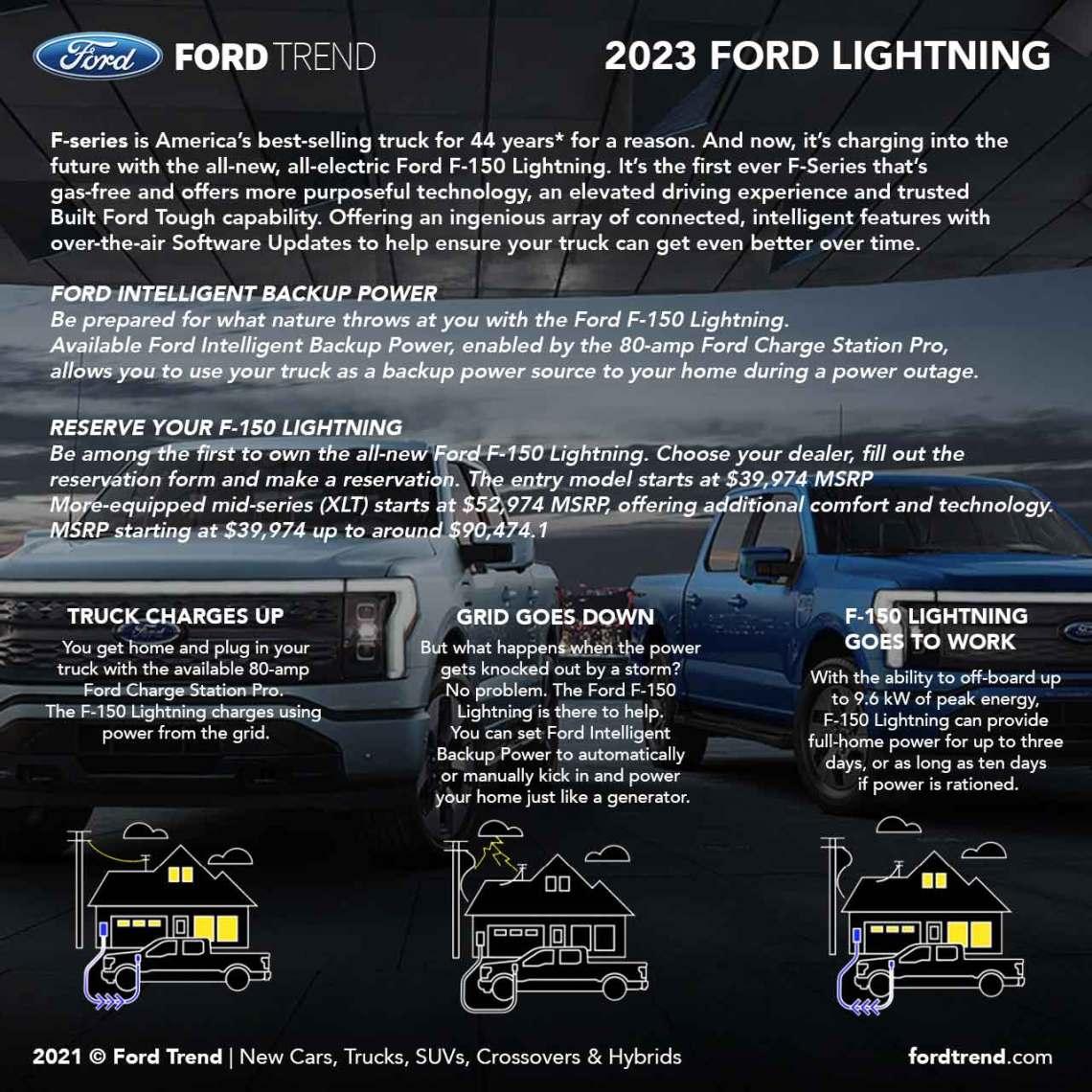2023 Ford Lightning