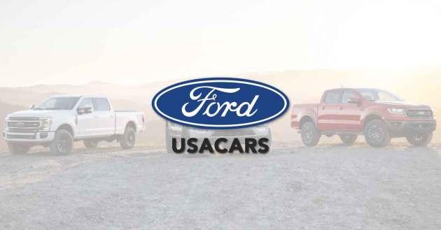 Ford USA Cars Social Media