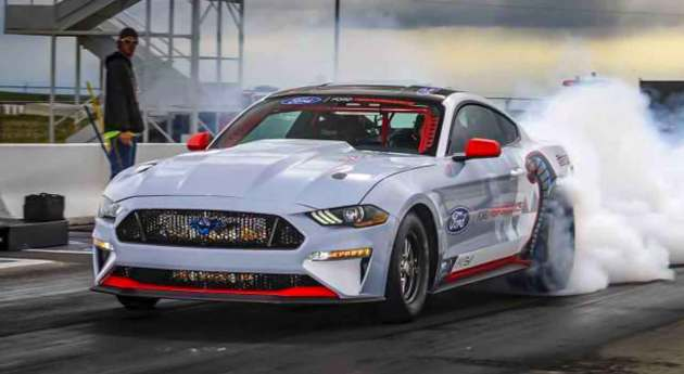 2024 Ford Mustang