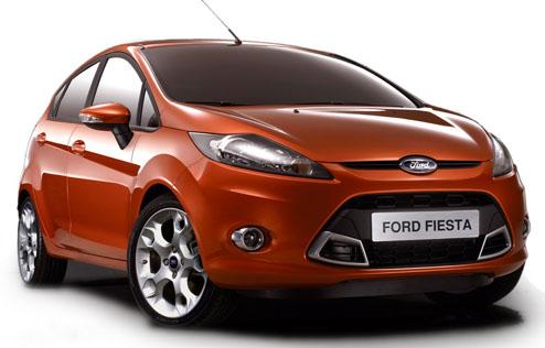 New 2011 Ford Fiesta