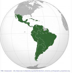 WorldMap_Latin_America