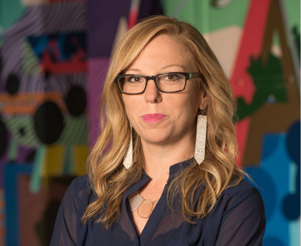 Forecast Public Art Executive Director, Theresa Sweetland