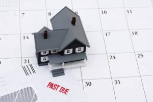 foreclosure situation