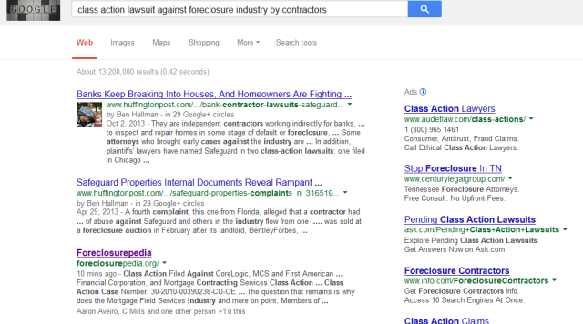 Third Entry On Page One of Google In Less Than 4 Minutes