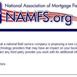 NAMFS Monitoring