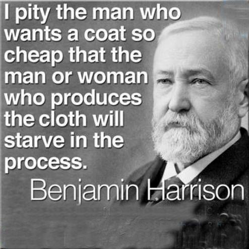 Harrison on Coats