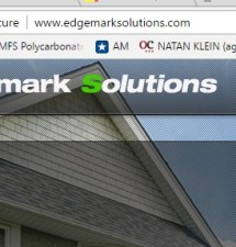 Edgemark Solutions Identified As Not Secure By Google