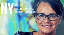 Forelsket i en narcissist - ny bog fra Susanne Møberg