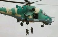 Boko Haram: Air Force Loses Helicopter In Combat