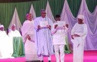Atiku Heads To Court As Buhari, Osinbajo Receive Certificates Of Return From INEC