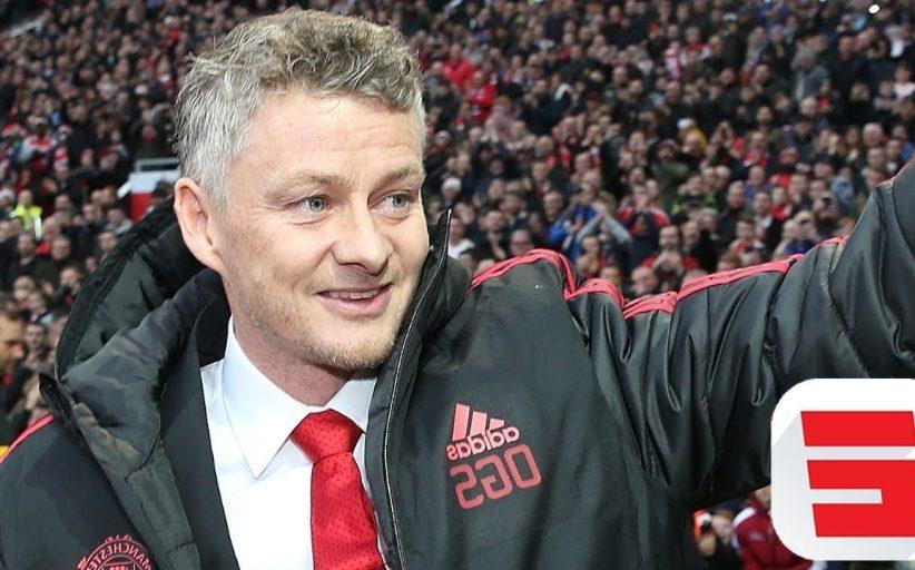 Solskjaer Eyes Man United Boost In January Transfer