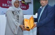 Aisha Buhari commends Qatar Charity