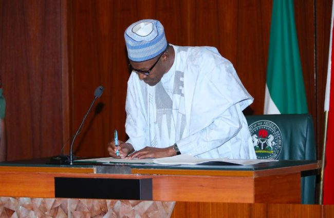 Security Still Tops My Agenda For The Country – Buhari