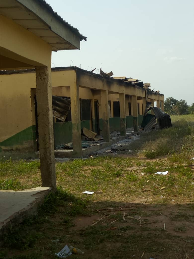 Jukun/Tiv War Gets Bloody As 12 Killed, Houses Razed Down