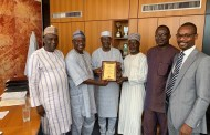 CORBON Honours Julius Berger Executive Director – Bayi