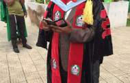 Davidson Aminu Bags PhD in Policy Analysis